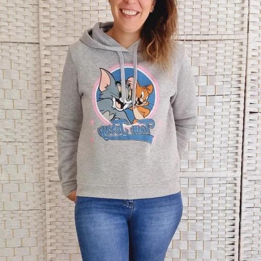Sudadera Tom&Jerry