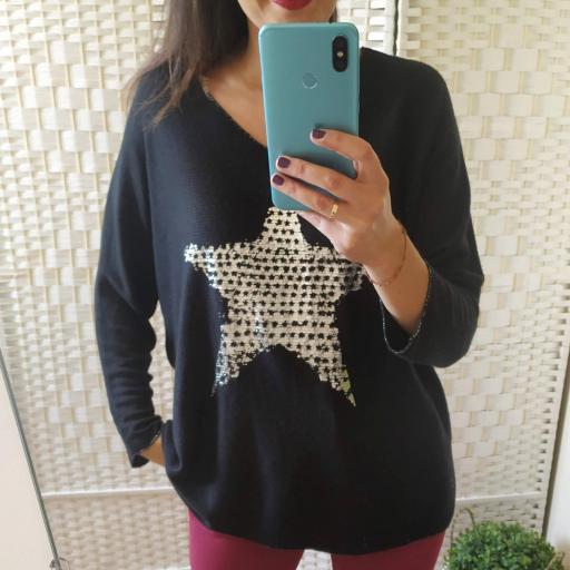 Suéter Star Silver [2]