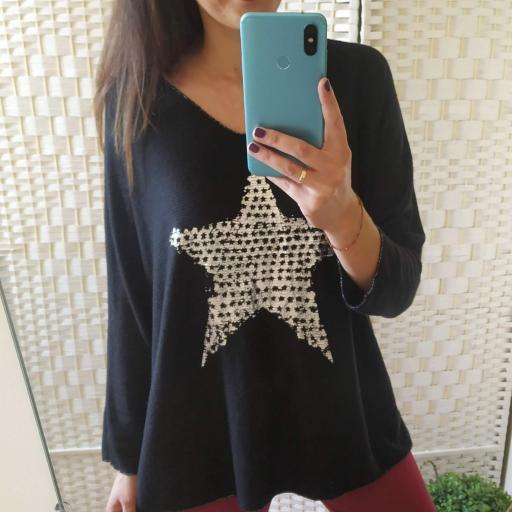Suéter Star Silver [3]