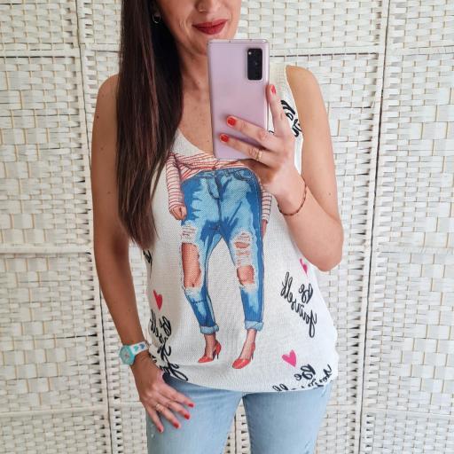 Top Hilo Linda [1]