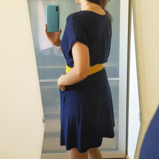 Vestido Azul [2]
