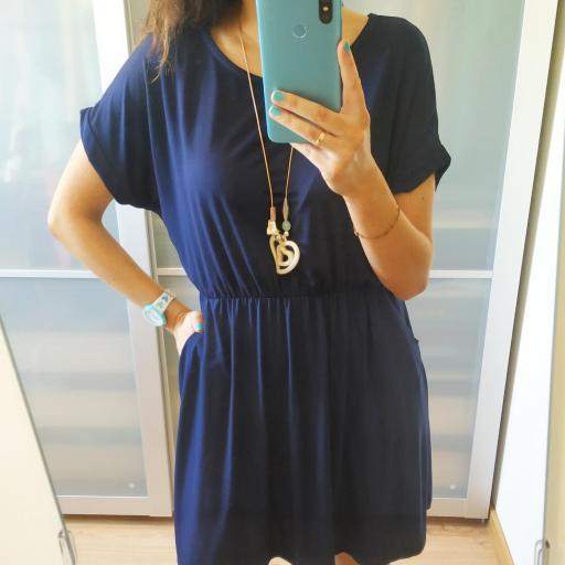 Vestido Azul [3]