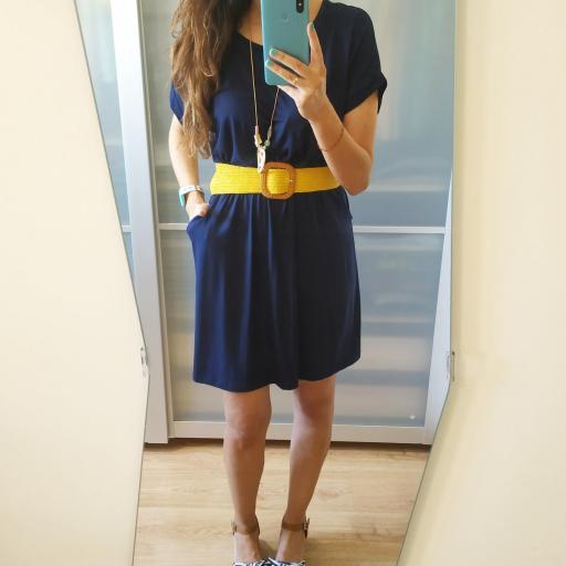 Vestido Azul [1]