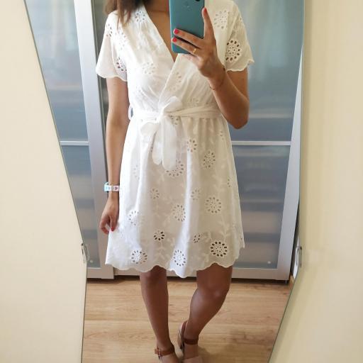 Vestido Blanco Ibiza [1]