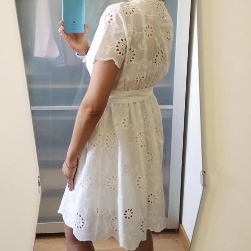 Vestido Blanco Ibiza [3]