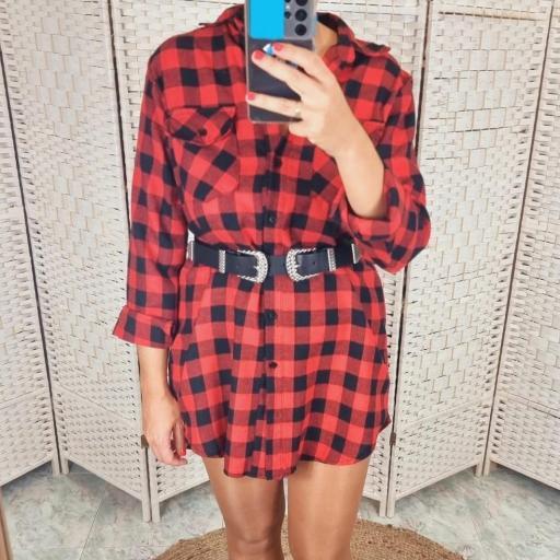 Vestido Frana Rojo [3]