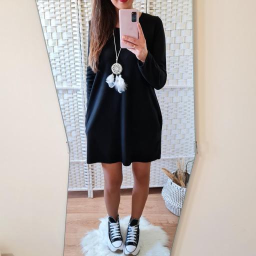 Vestido Martina Negro [1]