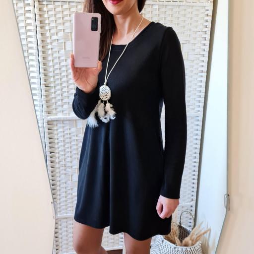 Vestido Martina Negro [2]