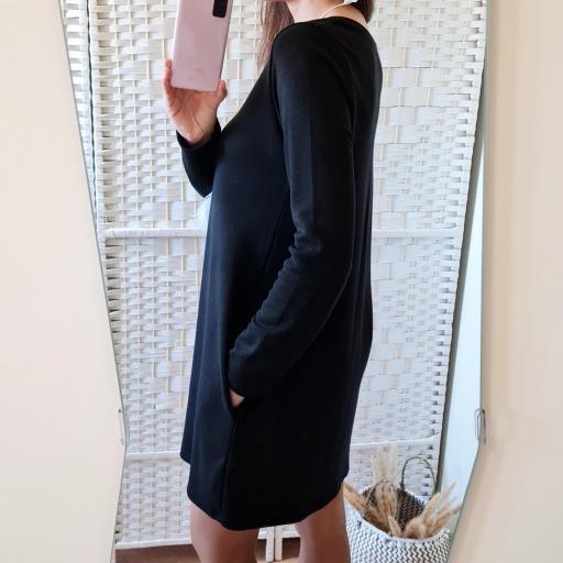 Vestido Martina Negro [3]