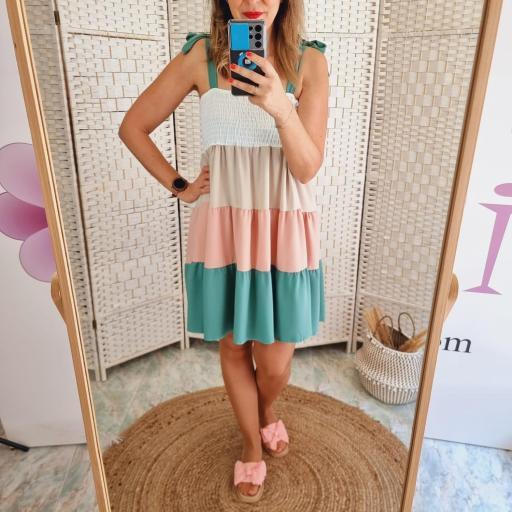 Vestido Multicolor Clara [2]