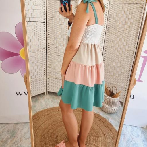 Vestido Multicolor Clara [3]
