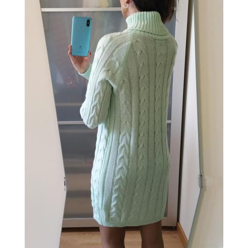 Vestido Punto Mint [2]