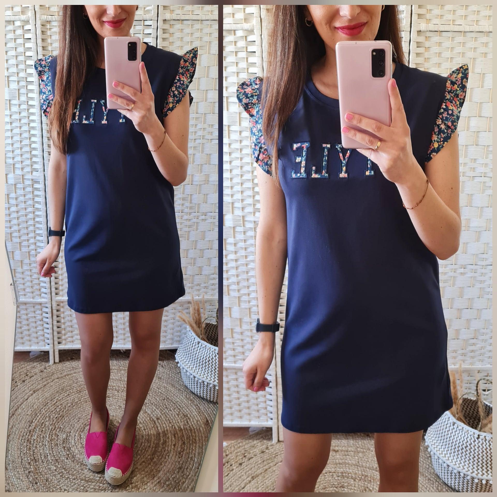 Vestido Style Azul