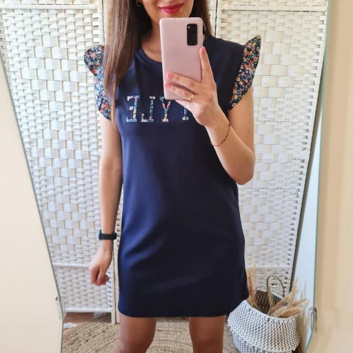 Vestido Style Azul [1]