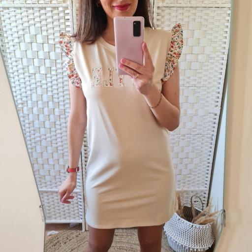Vestido Style Beige [1]