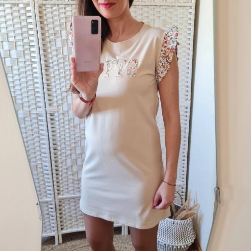 Vestido Style Beige [2]
