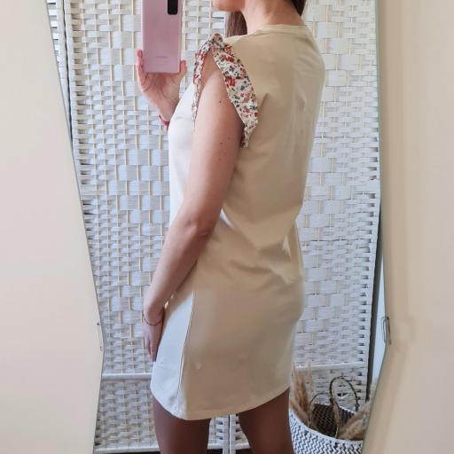 Vestido Style Beige [3]