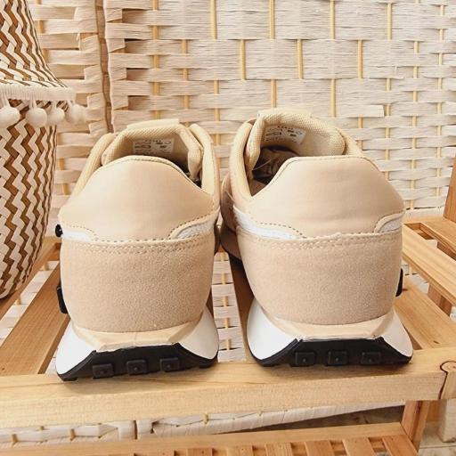 Zapatillas Cream [2]