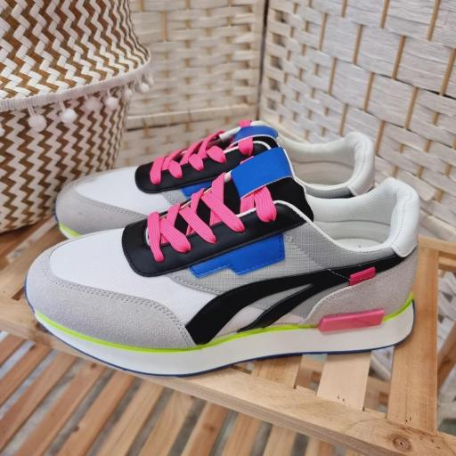 Zapatillas Multicolor [1]