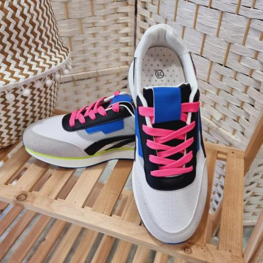 Zapatillas Multicolor [2]