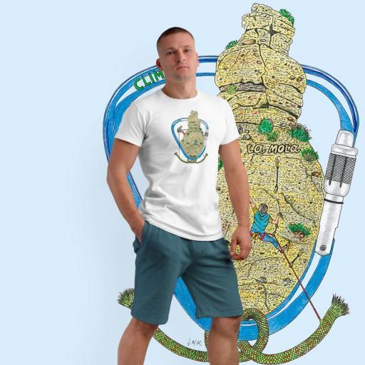Camiseta TÉCNICA CLIMB 17