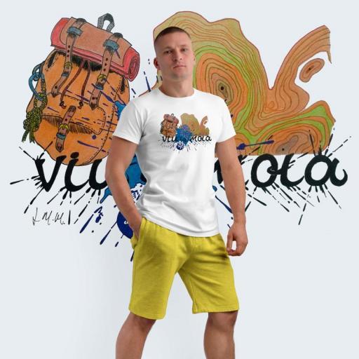 Camiseta TÉCNICA EMPREMTA 18