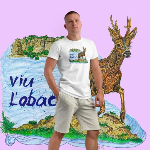 Camiseta TÉCNICA Obac 23