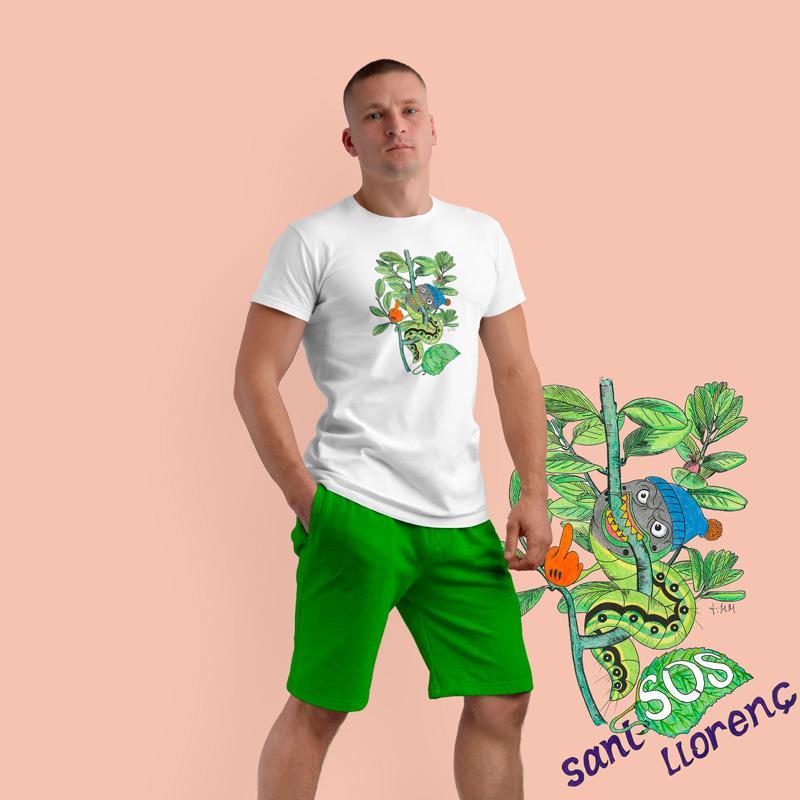 Camiseta TÉCNICA Oruga SOLA 25