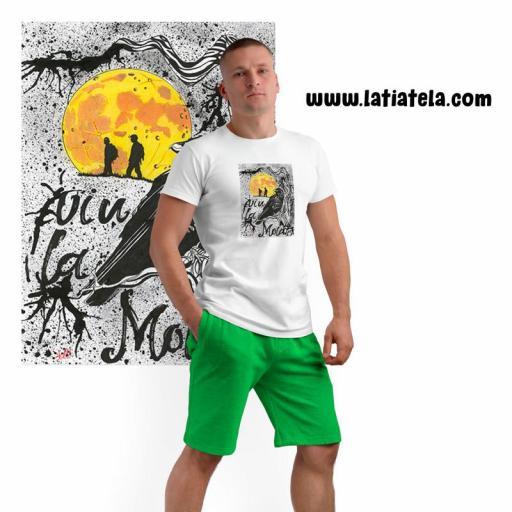 Camiseta Técnica Lluna Groga 29