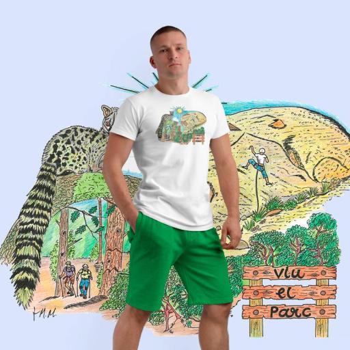 Camiseta TÉCNICA  EL PARC_3