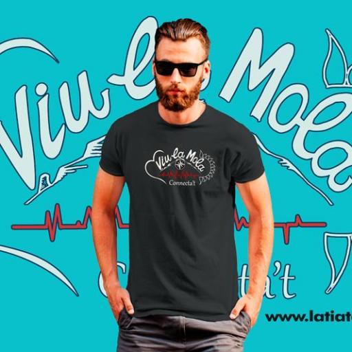 Camiseta CONNECTAT 30