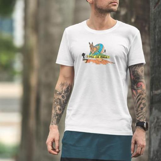 Camiseta Viu La Mola-4