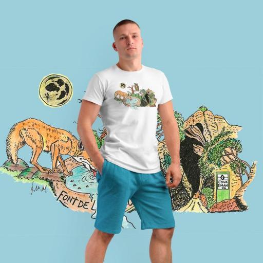Camiseta TÉCNICA GUINEU 7