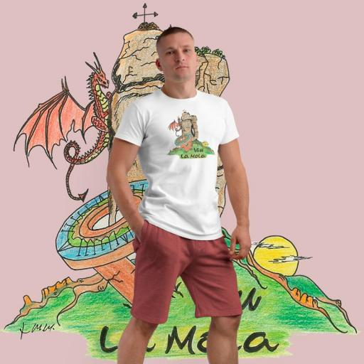 Camiseta TÉCNICA DRAC 8