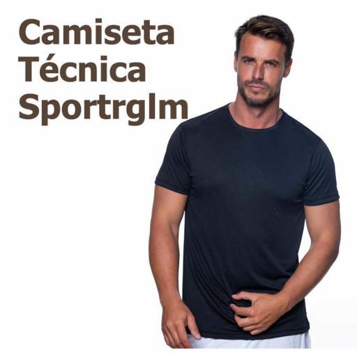 Camiseta TÉCNICA Oruga SOLA 25 [1]