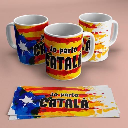 Jo parlo Català  Tassa