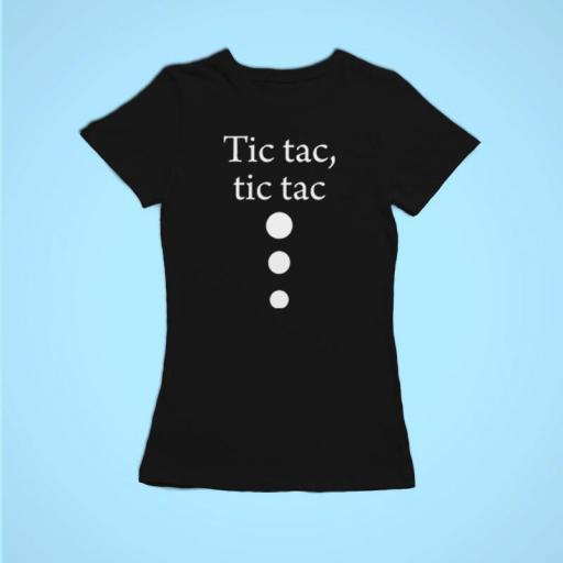 Tic Tac Mujer Negra
