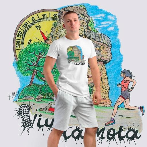 Camiseta TÉCNICA Viu La Mola 12 RUNNER