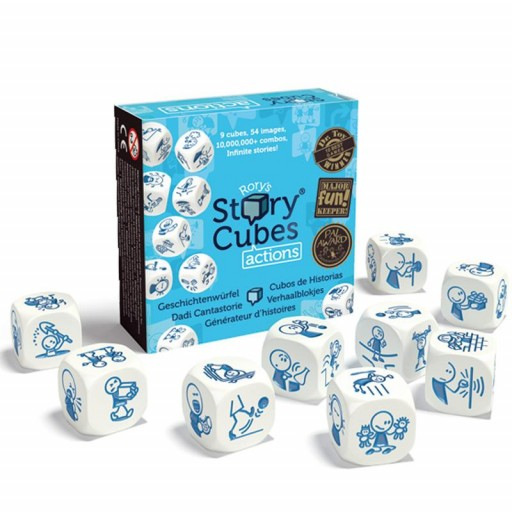 STORY CUBES ACTIONS [0]
