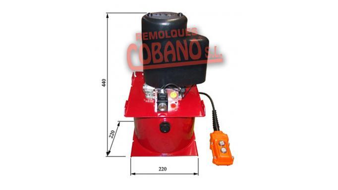 BOMBA ELECTRICA 5L