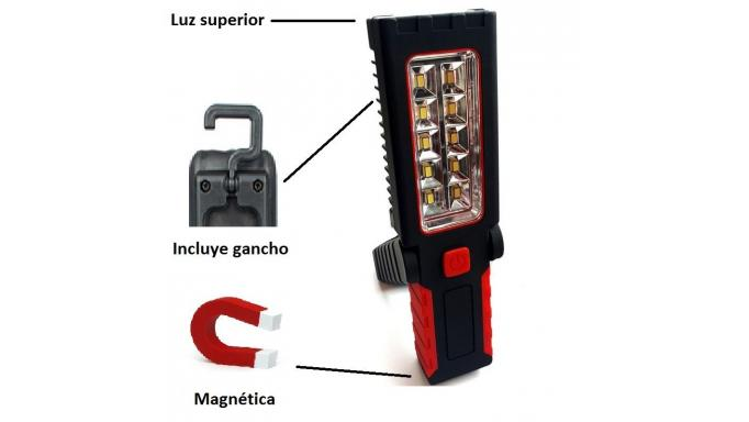 LINTERNA LED [0]