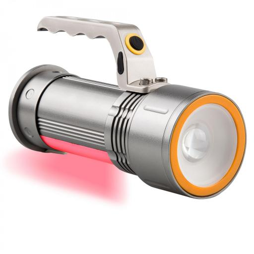 Linterna led recargable 10W Ip65