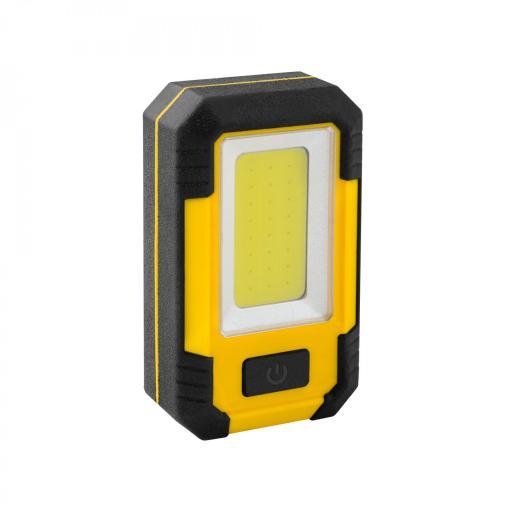 Linterna con Led COB de 3w y 500 lm Powerbank
