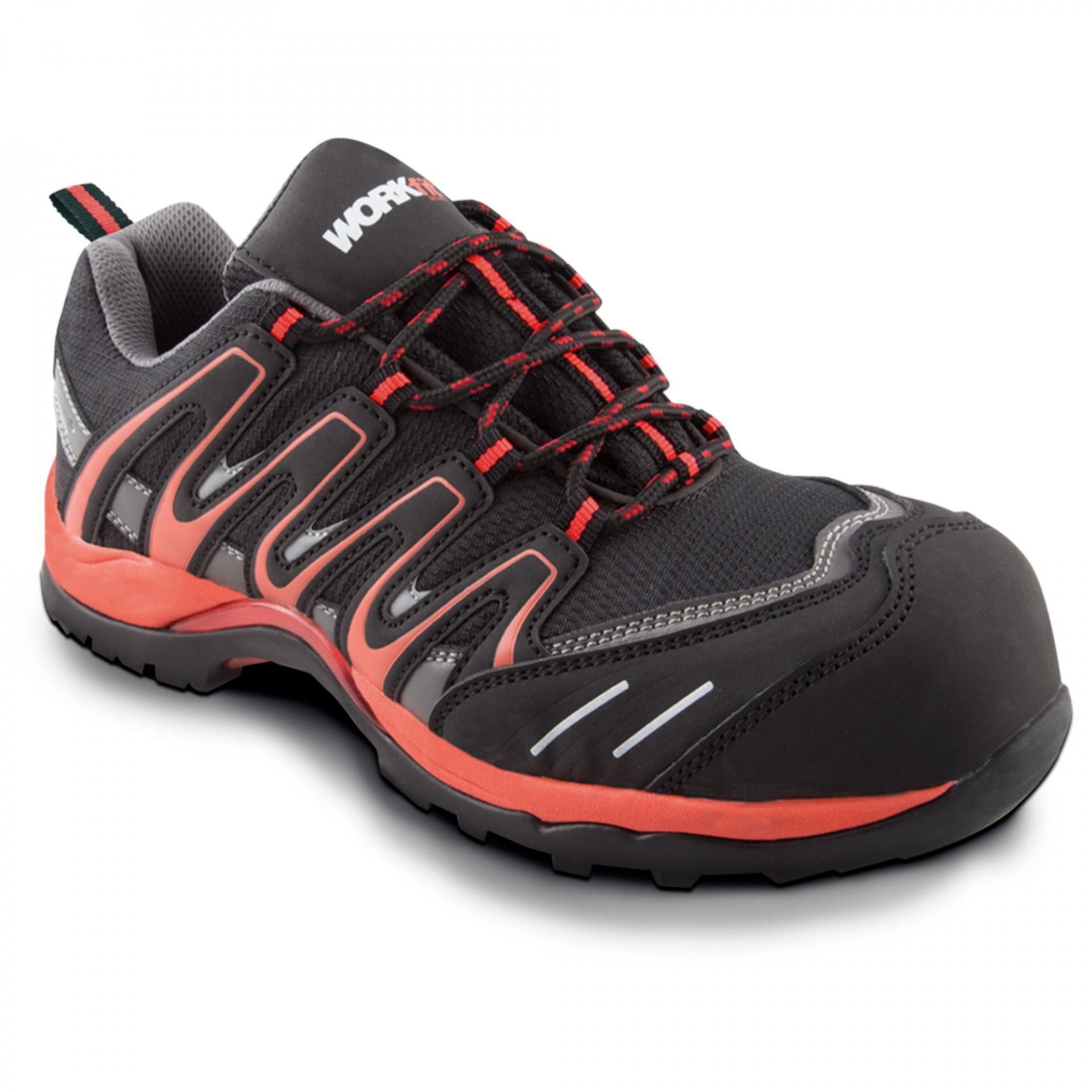 Zapato de seguridad Workfit Trail S1P