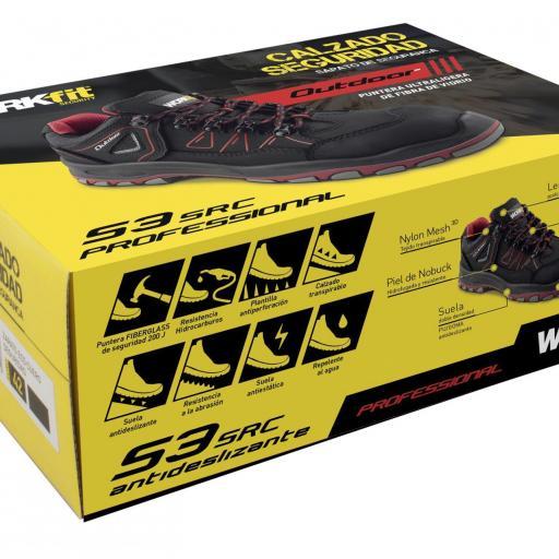 Zapato de seguridad Outdoor S3 SRC  [1]