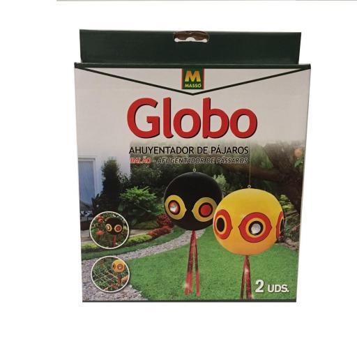 Globo auyentador de Pajaros