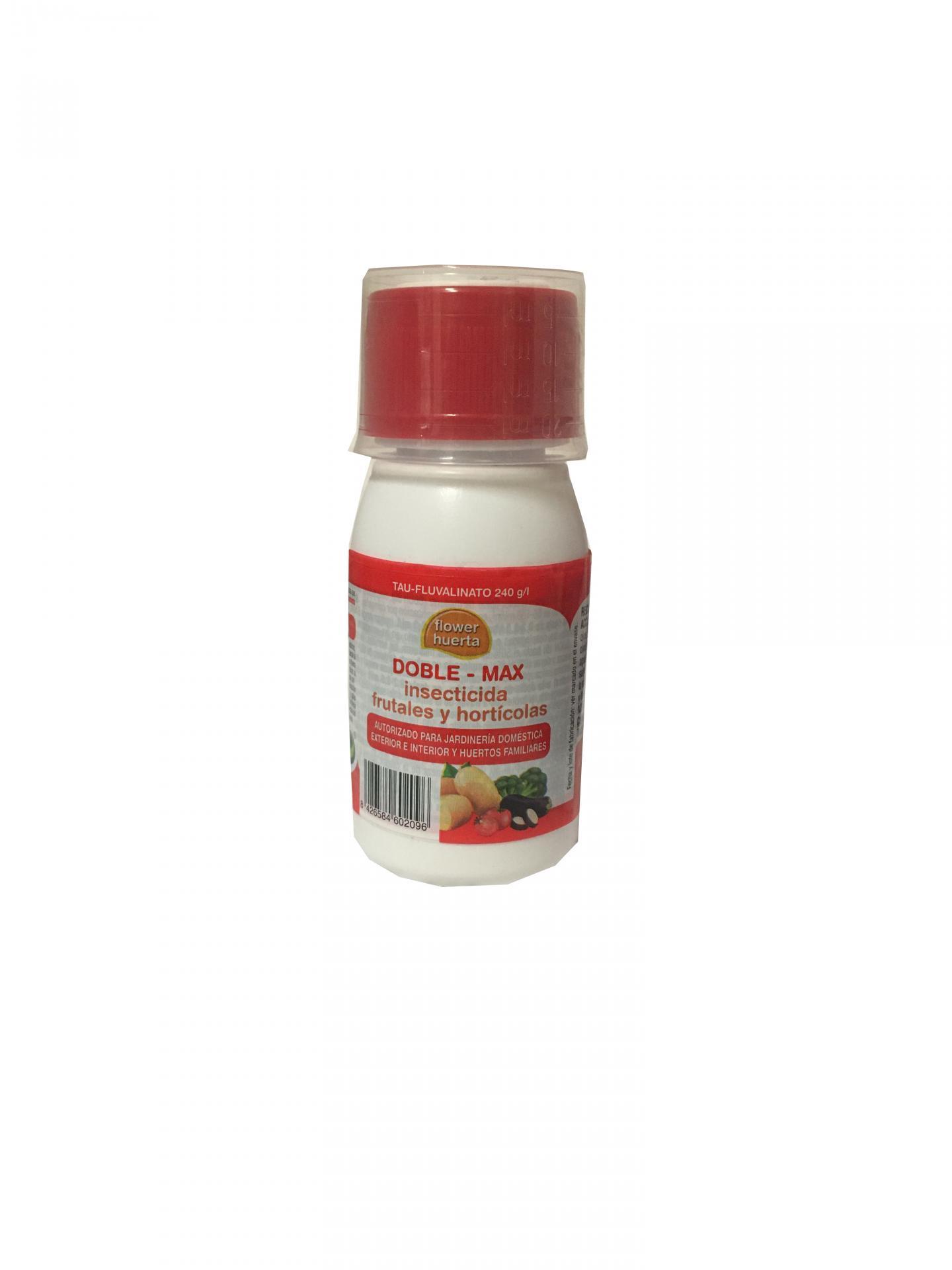 Doble Max insecticida frutales y horticolas 50cc