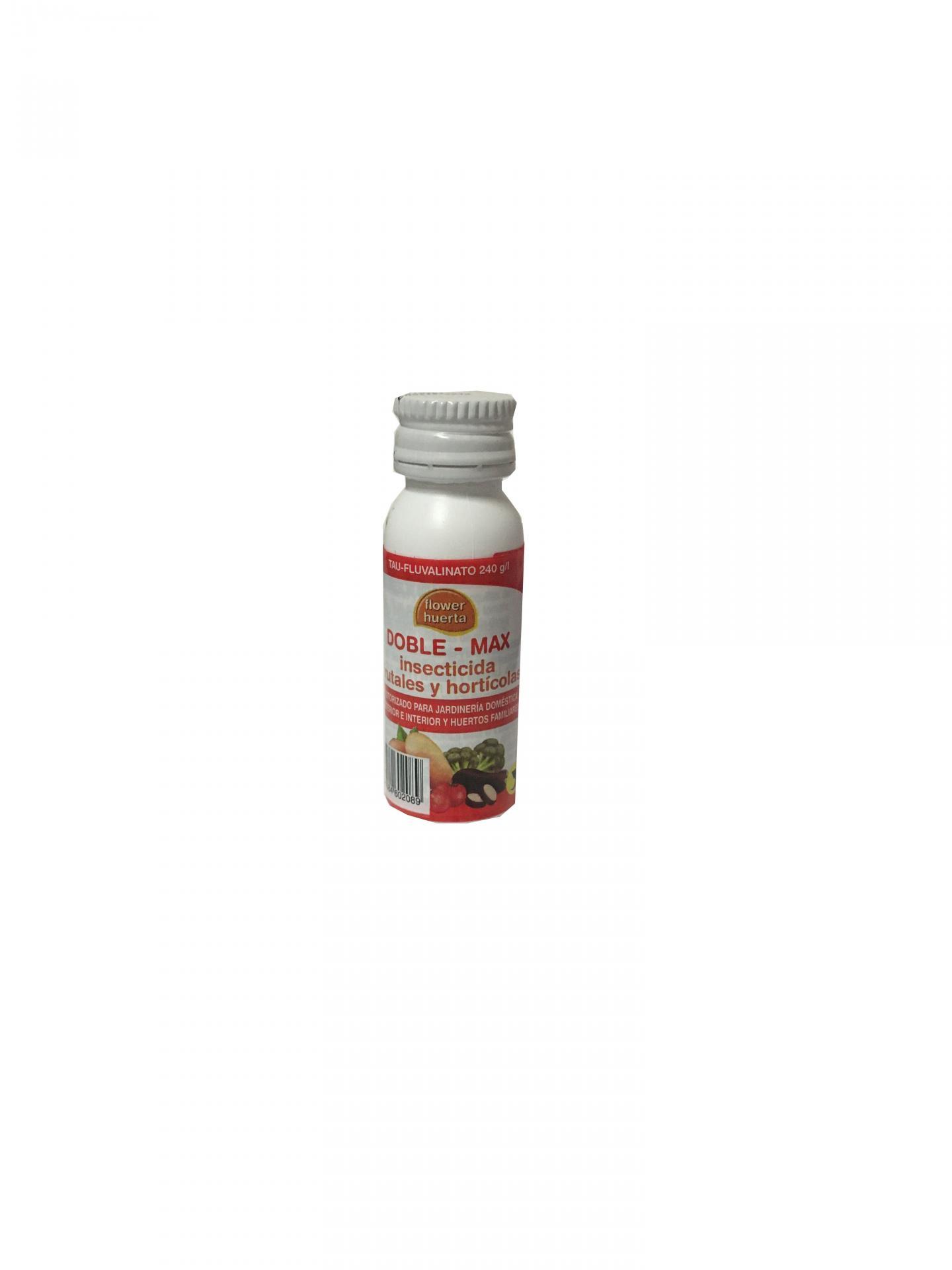 Doble Max insecticida frutales y horticolas 8cc