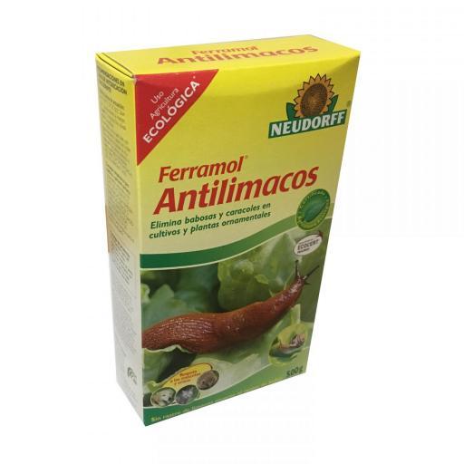 Ferramol Antilimacos 500 g