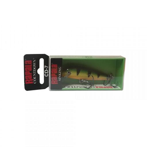 Rapala Countdown Sinking CD07 P Perch